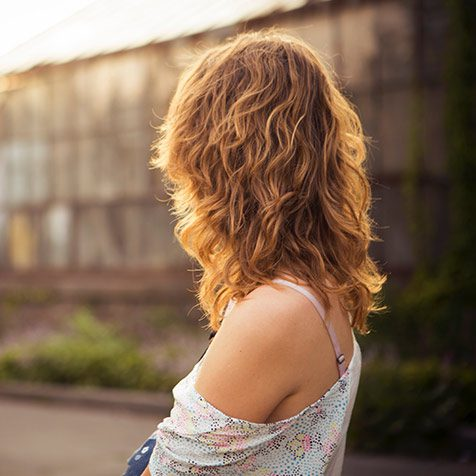 5 Things that won't offend - blond woman looking away
